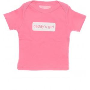 "Bob & Blossom T-Shirt ""daddy's girl"" rosa"