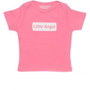 "Bob & Blossom T-Shirt ""Little Angel"" rosa"