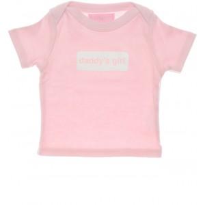 "Bob & Blossom T-Shirt ""daddy's girl"" hellrosa"