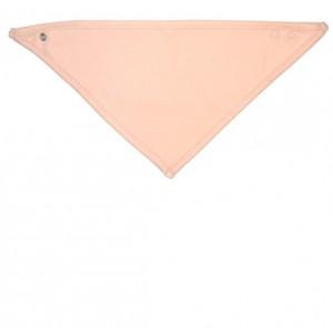 Baby Dreick Halstuch rosa/weiss