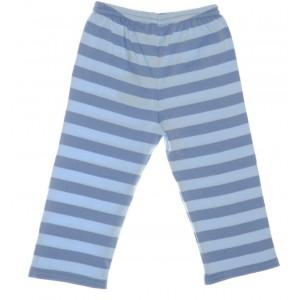 Babyhose blau gestreift