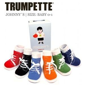 Trumpette Baby-Socken Johnnys 6er-Pack