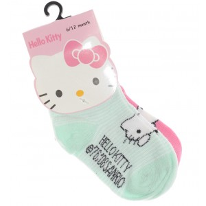 Hello Kitty Babysocken Doppelpack