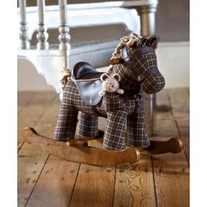 Rufus und Ted Rocking Horse