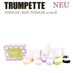 Trumpette Kleinkind Socken 12-24 Monate in Geschenkverpackung