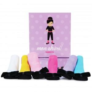 Trumpette Mon Chéri Baby-Socken 6er-Pack
