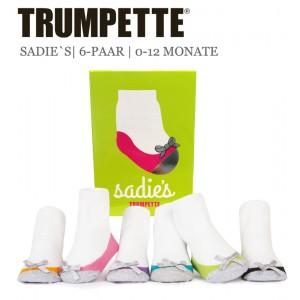 Trumpette Socken Sadies für Baby-Mädchen