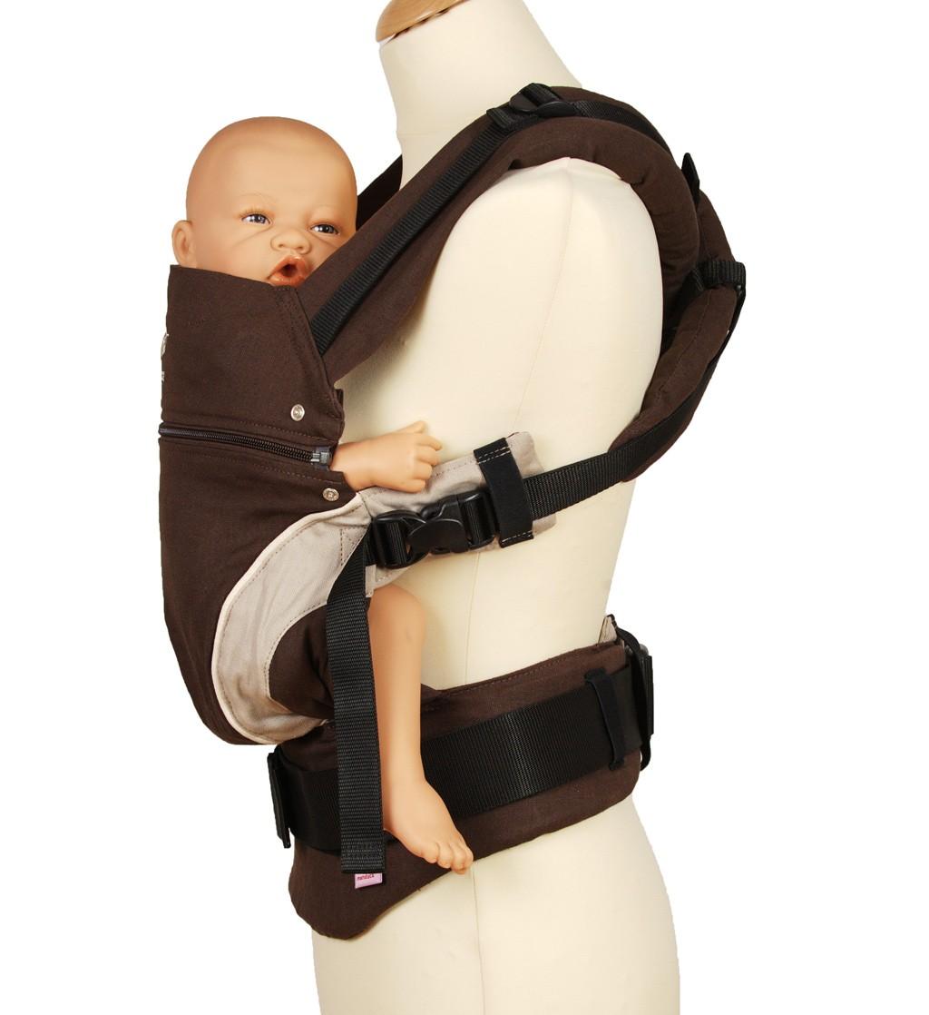 Manduca Babytrage und Kindertrage in braun günstig bestellen