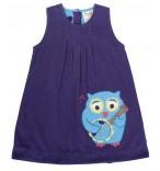 Frugi Baby Kleid mit Eule