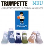 Trumpette Baby-Socken Johnnys Everyday 6er-Pack