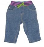 Frugi Baby-Jeans Henny Bio-Jersey