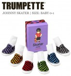 Trumpette Baby-Socken Johnny Skater 6er-Pack