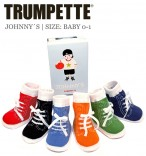 Trumpette Baby-Socken Johnnys 6er-Pack