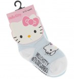 Hello Kitty Babysocken Doppelpack hellblau