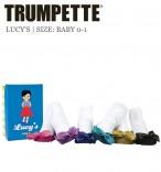 Trumpette Lucy's Baby-Socken das perfekte Geschenk zur Geburt