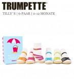 Sommer Sandalen-Socken Babygeschenk