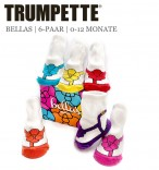 Trumpette Sandalen Socken Baby