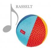 Ball mit Rassel für Babys - Softball 11 cm