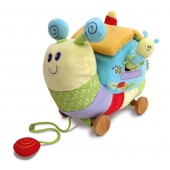 Nachziehtier für Babys ab 6 Monaten Little bird told me