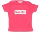 "Bob & Blossom T-Shirt ""Sweetie"" pink"