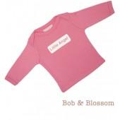 "Bob & Blossom Longsleeve ""Little Angel"" rosa"