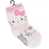 Hello Kitty Socken Doppelpack in rosa