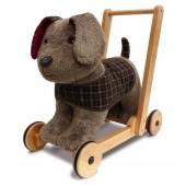 Lauflernwagen Hund – Percy Pup Push Along