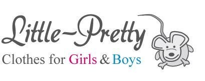Little-Pretty Shop für Babybekleidung, Kindermode und Geschenke zur Geburt